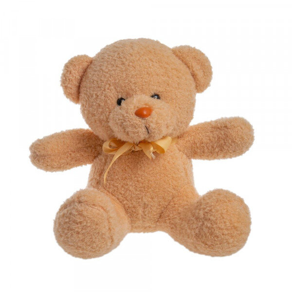 Мягкая игрушка Мишка светло-коричневый To-ma-to  20 см DL-02603-Braun