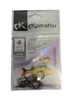 Рыболовные крючки Kamatsu KIAMI № 4
