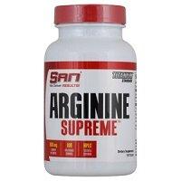 L-arginine supreme 100 таблеток SAN