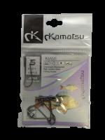 Рыболовные крючки Kamatsu KIAMI № 5