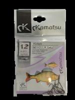 Рыболовные крючки Kamatsu KIAMI № 12